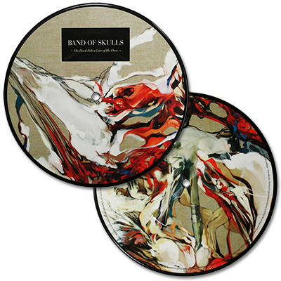 "vagrant - The Devil Takes Care Of His Own - 7"" Picture Disk"