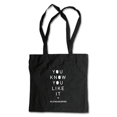 vagrant - Tote Bag (Black)