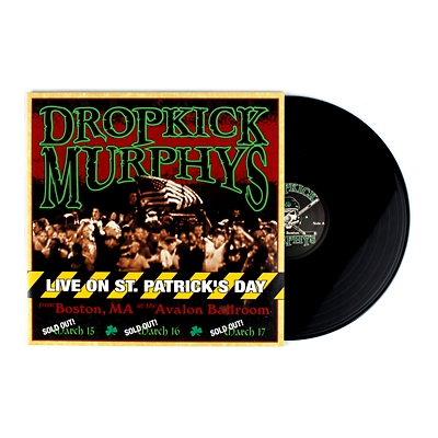 Dropkick Murphys - Live on St. Patrick's Day 2xLP