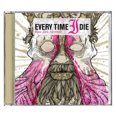 every-time-i-die - New Junk Aesthetic CD