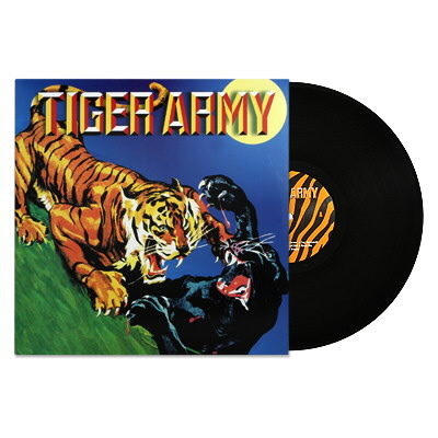 hellcat-records - Tiger Army S/T LP