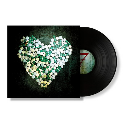 alkaline-trio - This Addiction LP