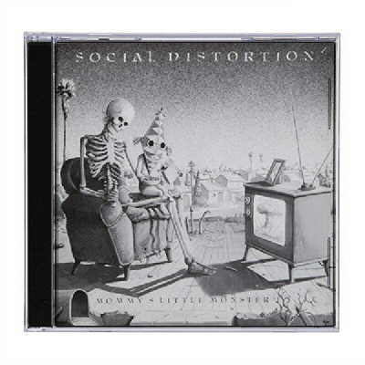 social-distortion - SD Mommys Little Monster CD
