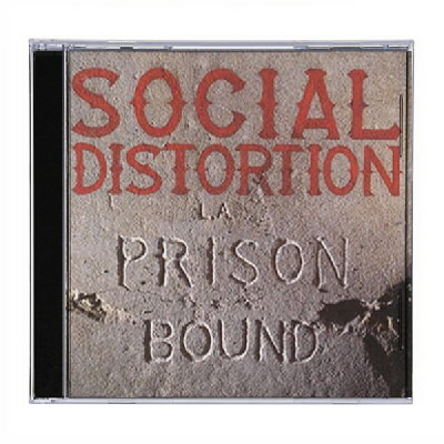 social-distortion - SD Prison Bound CD