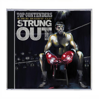 strung-out - Top Contenders: The Best Of  CD
