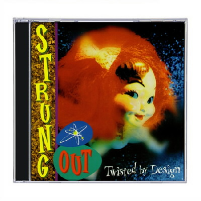 strung-out - Twisted By Design CD
