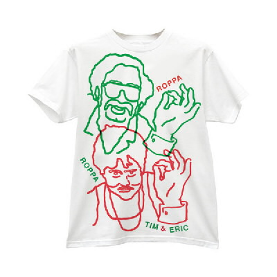 tim-and-eric - Roppa T-Shirt