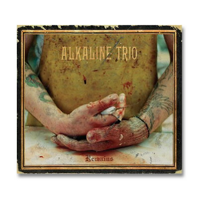 alkaline-trio - Remains CD/DVD