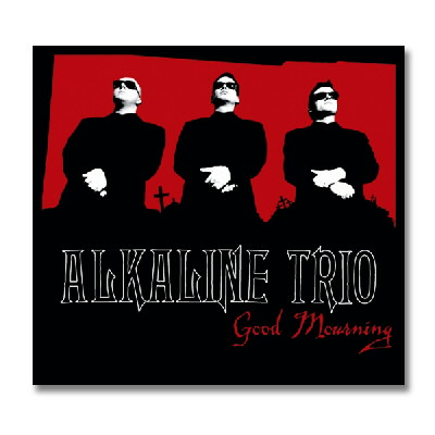 alkaline-trio - Good Mourning - CD