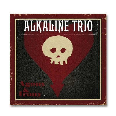 alkaline-trio - Agony & Irony CD