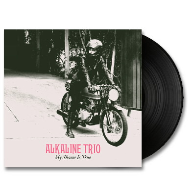 alkaline-trio - My Shame Is True LP - Black