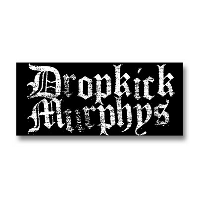 dropkick-murphys - Faded Old English Sticker