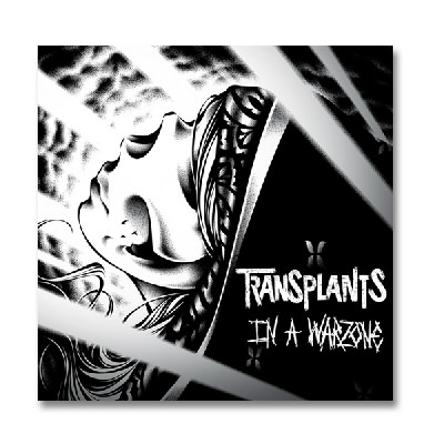 the-transplants - In a Warzone CD