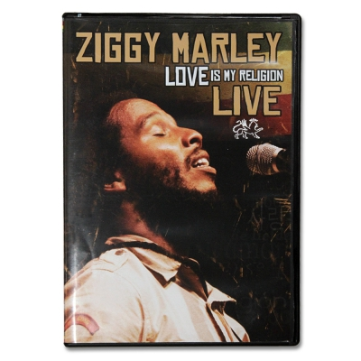 ziggy-marley - Love Is My Religion DVD
