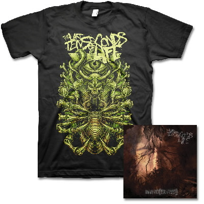 workhorse - Invivo Exvivo CD & Demon Eye Tee