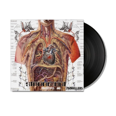 strung-out - Prototypes And Painkillers LP (Black)